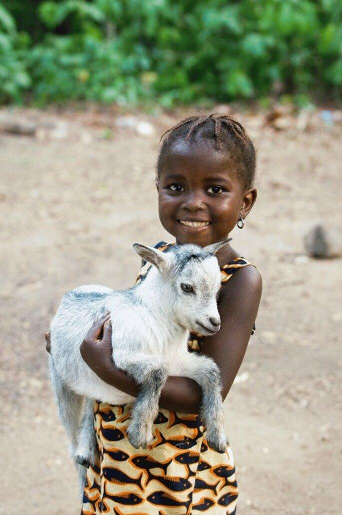 La vocation de Vision du Monde : donner à chaque enfant la chance de vivre pleinement sa vie - Photo : Vision du Monde