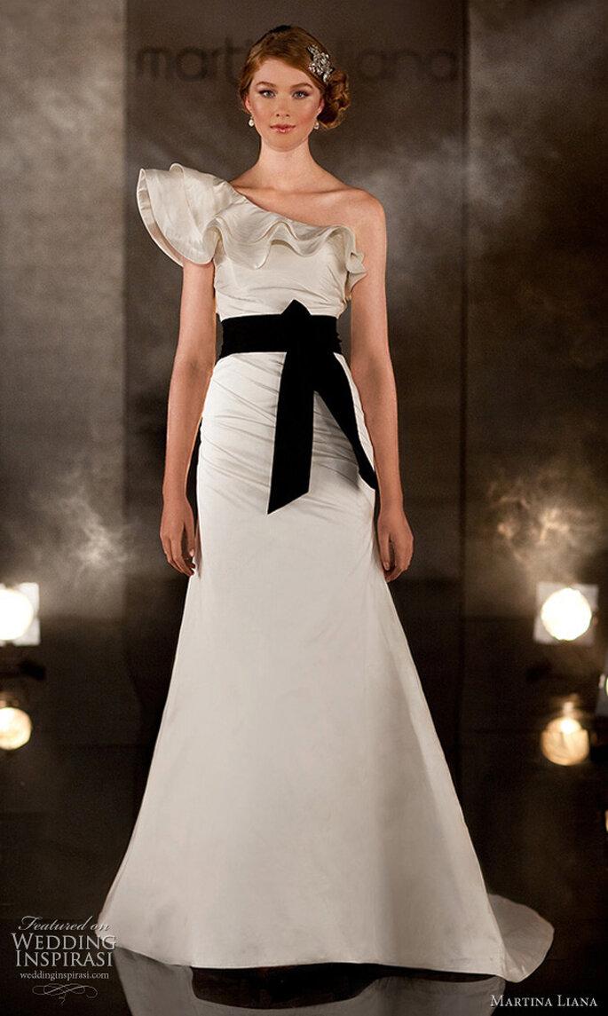 Vestido de noiva da Martina Liana