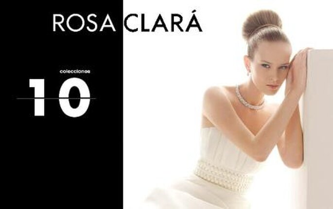 Colección de vestidos de novia Two Collection - Rosa Clará 2010