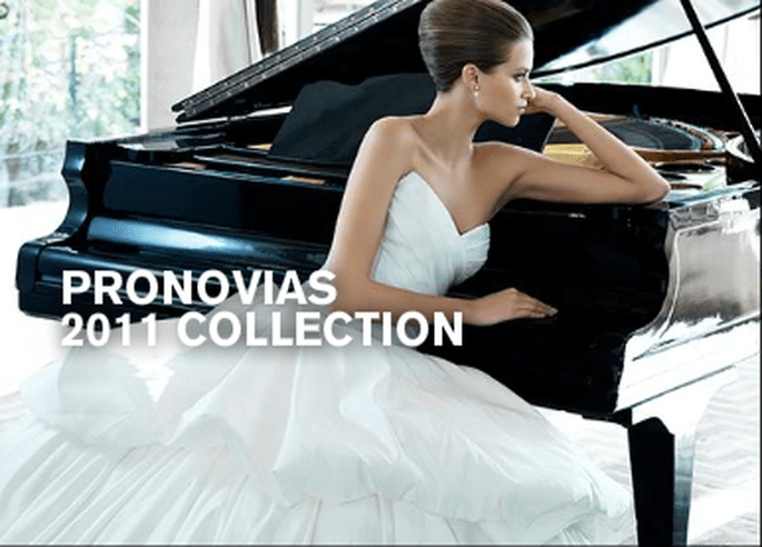 Défilé robes de mariée 2011