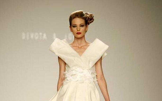 Colección de vestidos de novia Devota & Lomba 2010