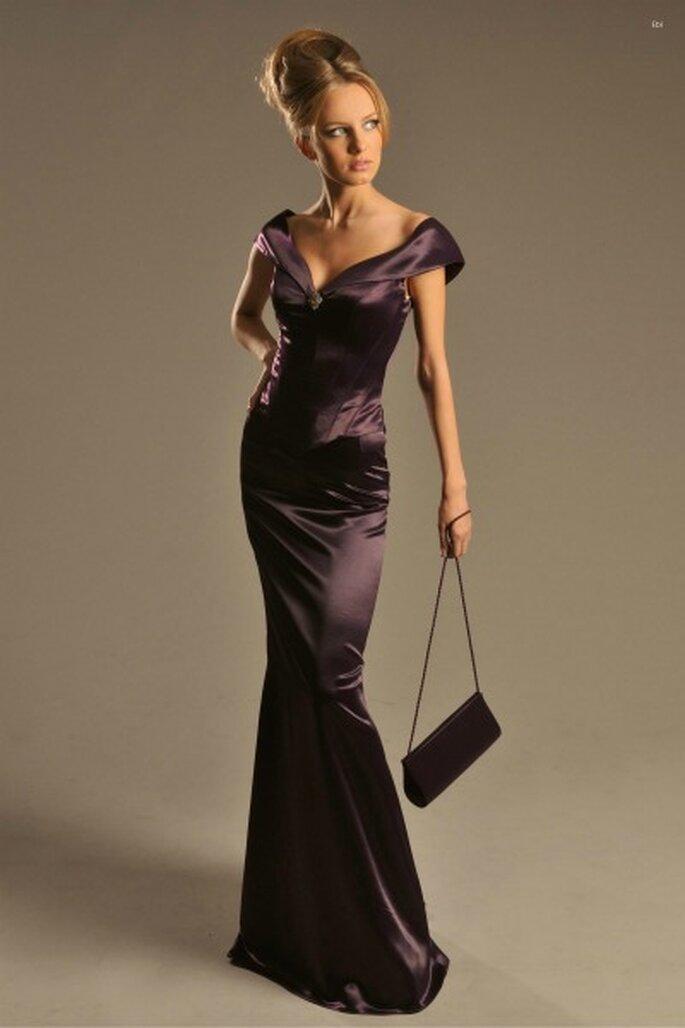 Robe de soirée longue Oksana Mukha 2012, modèle Ebi