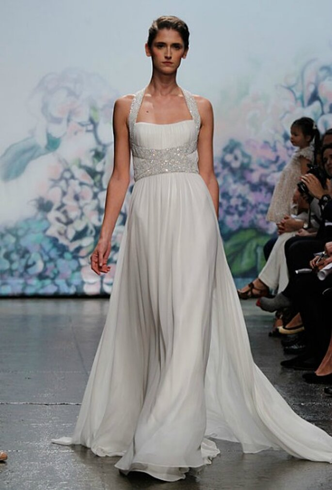 Monique Lhuillier Bridal Collection 2012