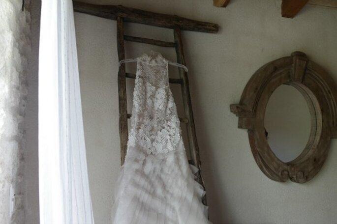Se marier chez soi : l'assurance d'un mariage personnalisé - Photo : Brigitte Bordes