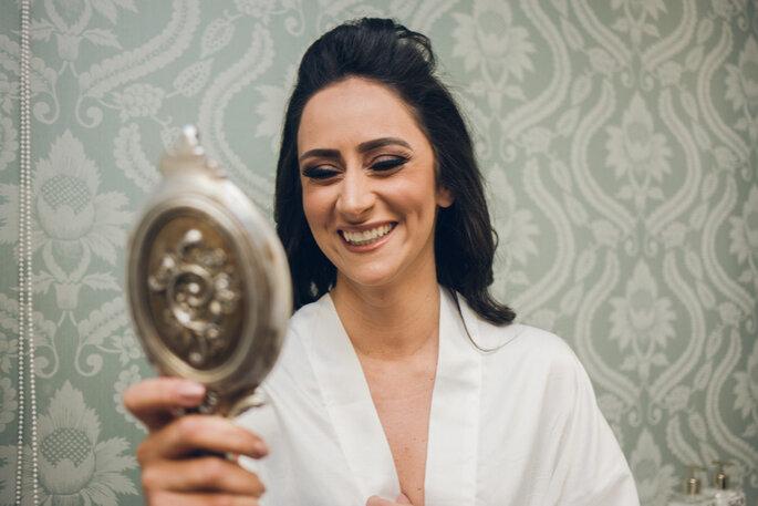 Noiva no espelho