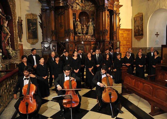 Orquesta Ricardo Venegas