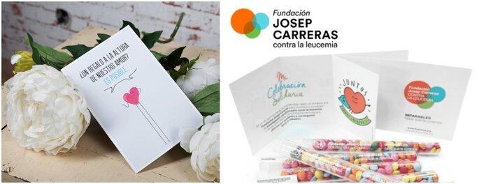 Unicef y Fundación Josep Carreras