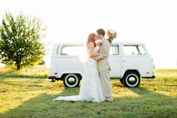 Remercier les invités de leur cadeau de mariage : une évidence - Photo : Jennefer Wilson