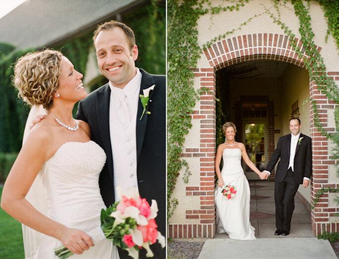 Nombreux sont les avantages de faire appel à une wedding planner pour organiser son mariage... - Photo : Amy Majors Photography