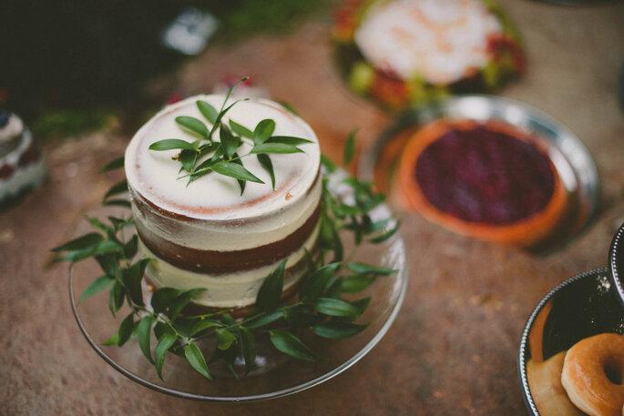 Pin en Ideas para decorar una torta desnuda