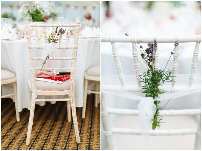 Real Wedding: Una boda hecha festival de color con muchos detalles - Foto Spencer Photography