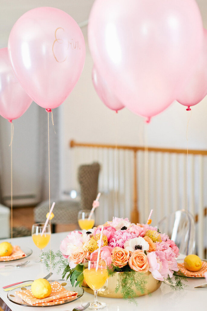 Tu boda al estilo desayuno - Erin McGinn Photography