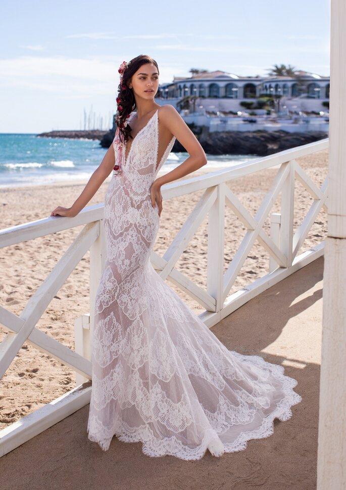 Vestidos de novia Pronovias