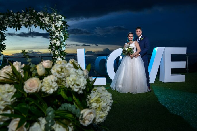 MONT CELESTE Bogotá Fotografía de boda la calera
