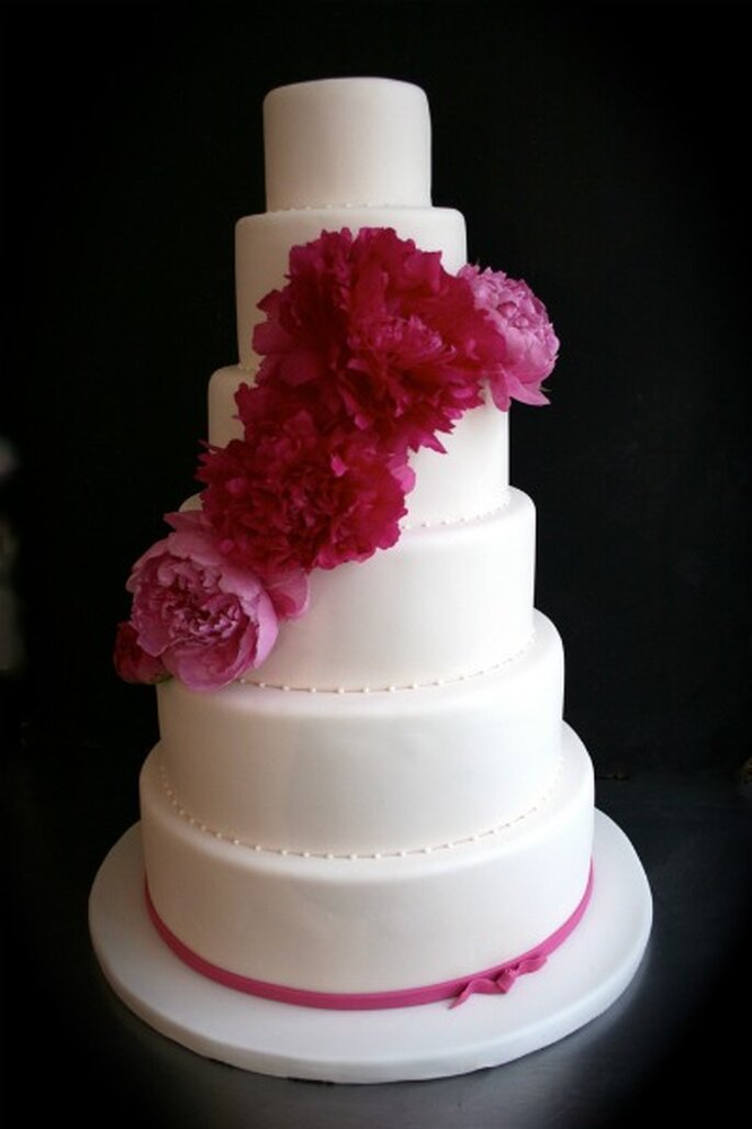 Pièce montée version Wedding Cake - Sugarplum