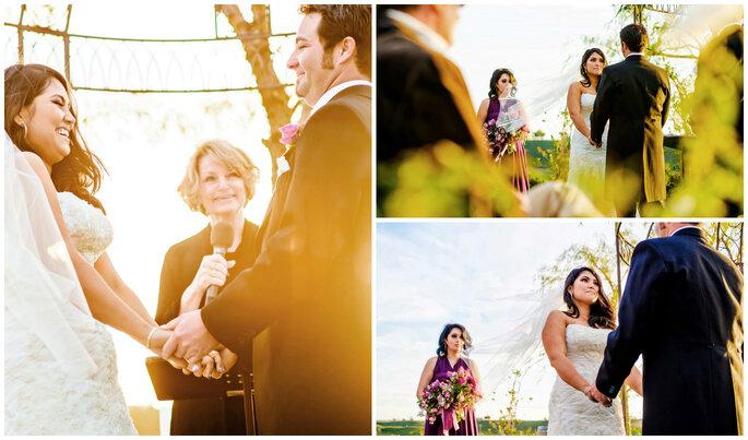 Jessica + Mark´s Wedding, image: Shaun Baker