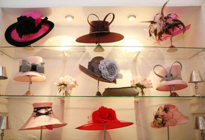 Varios modelos en su tienda de San Vicente. FOTO: R. H.