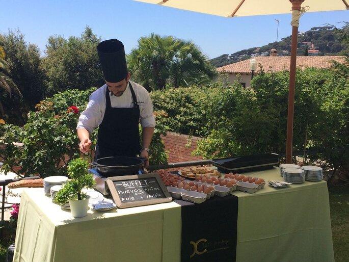 Catering Martín Berasategui