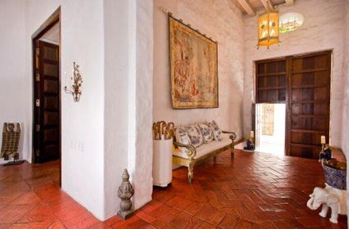 Areas comunes Hotel Boutique Casa Quero.  Foto: Hotel Casa Quero.