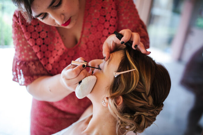 Bridal Beauty Service