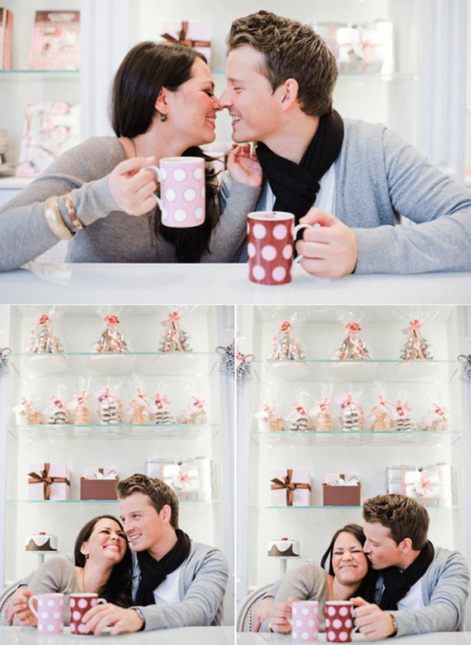 Fotos románticas pre boda de Verena y Matthias en Londres - Foto Nadia Meli