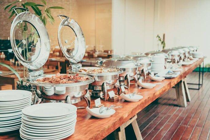 Festa na Caixa – Catering