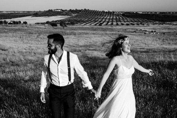 Foto a preto e branco de Xavier Madeira - Authentic Stories