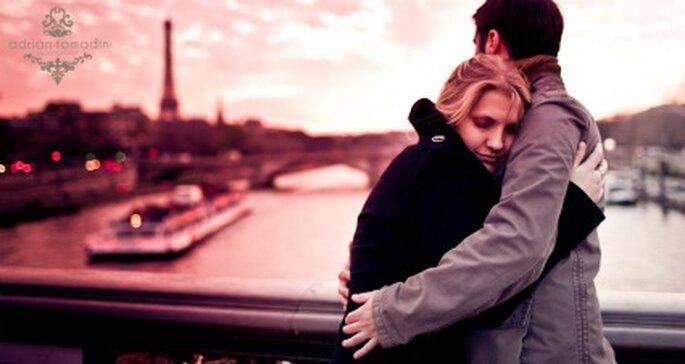 Pre-boda en París - Adrián Tomadin