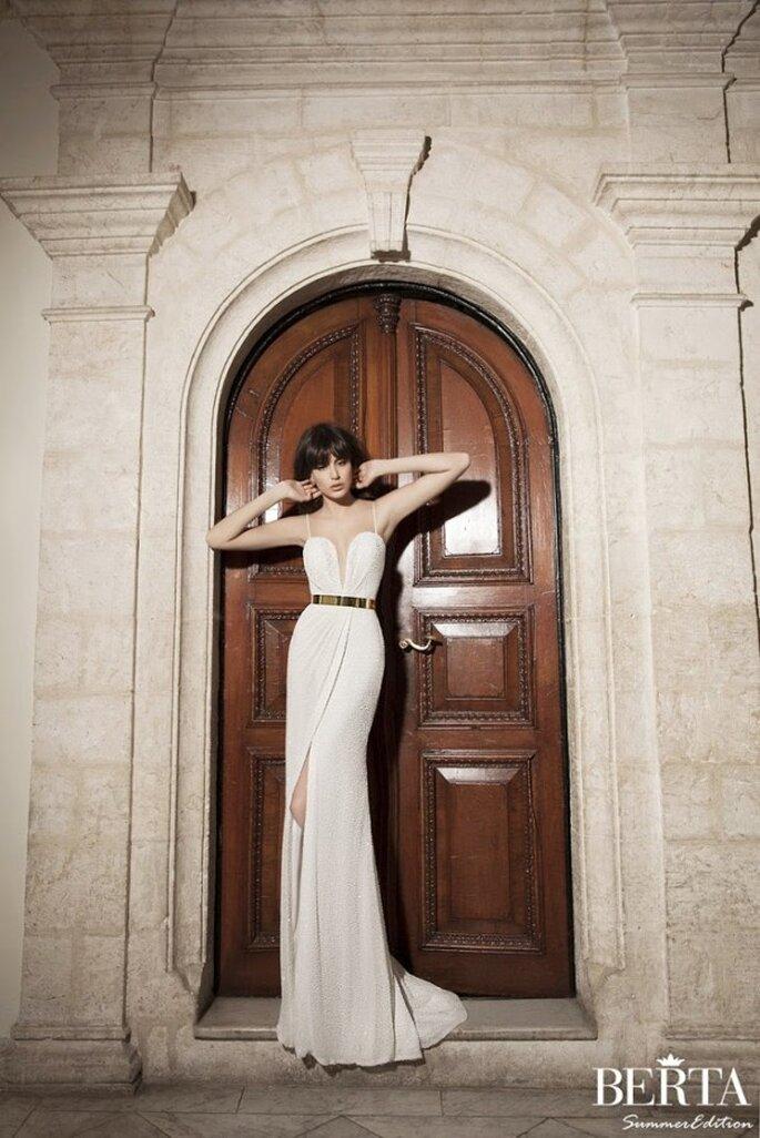 12 vestidos de novia que estarán de moda en 2015 - Berta Bridal