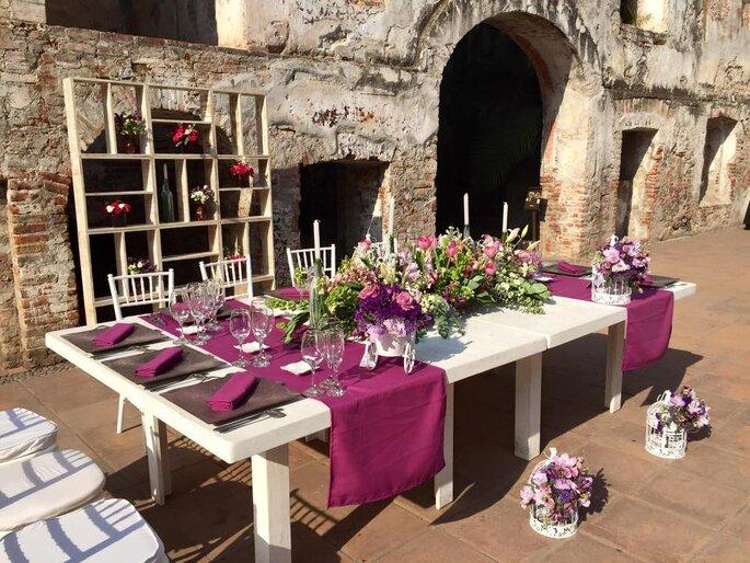 Los 15 mejores jardines para boda en morelos los espacios for Jardin villa xavier