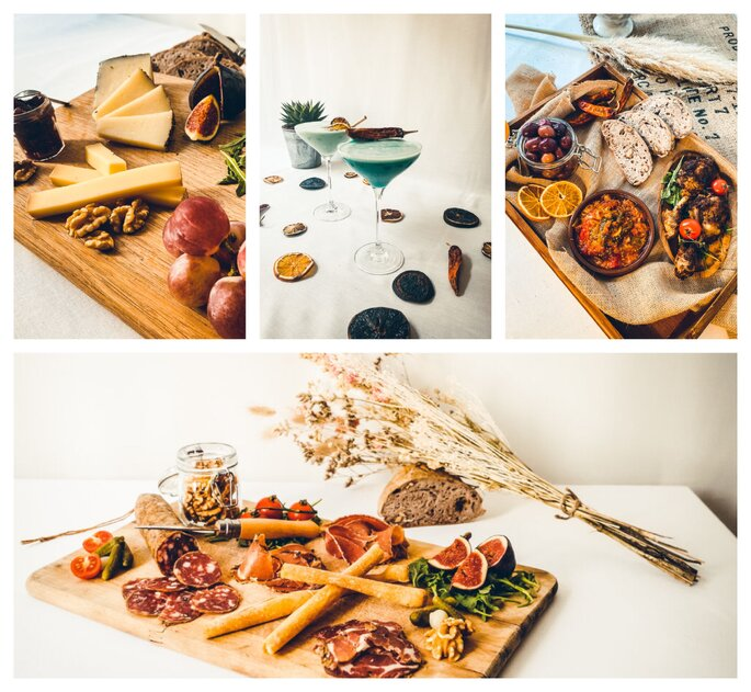 La Dame Bleue - Foodtruck - Marseille