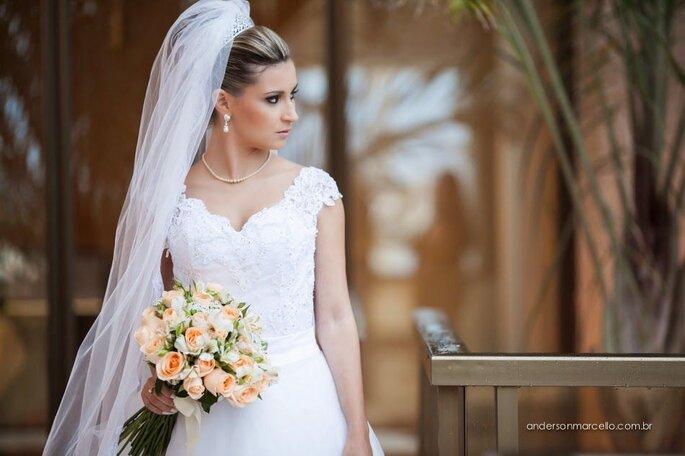 Vestido: Jaline Pimentel | Foto: Anderson Marcello