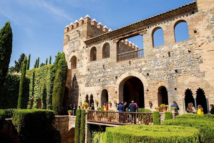 Palacio de Galiana finca bodas Toledo