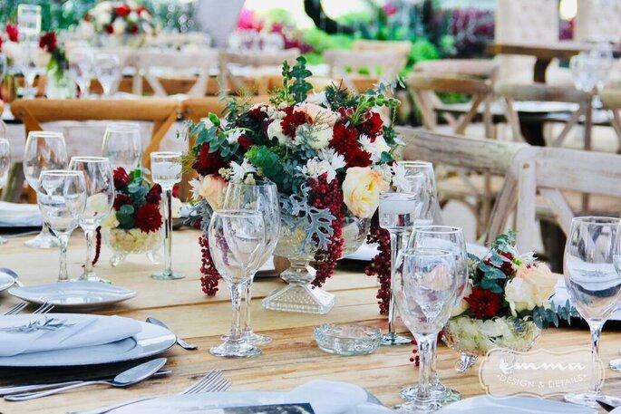Emma Design & Details wedding planner México DF