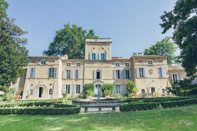 Château des Barrenques - L Legros Photographe