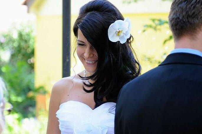 Sylvia Mobil – Brautfrisuren
