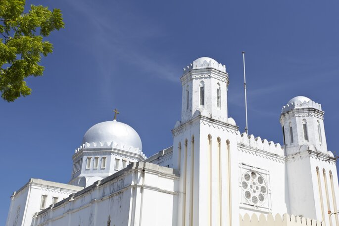 Mombasa Memorial Kathedraal. Foto: Shutterstock