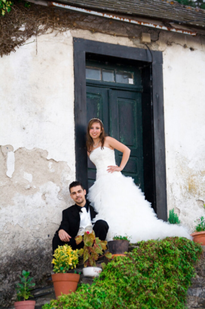 Casamento de Ana e Tiago Macedo - Agosto 2008