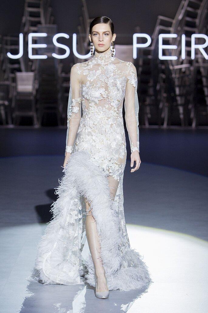 Robe de mariée sirène haute couture