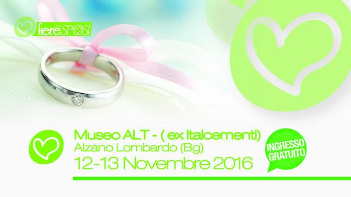Fiera Sposi Alt Sposami 2016 - Bergamo