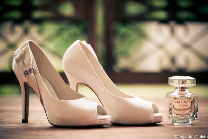 Marianna Machado - Sapatos de Noivas - Foto Monjardim Noleto