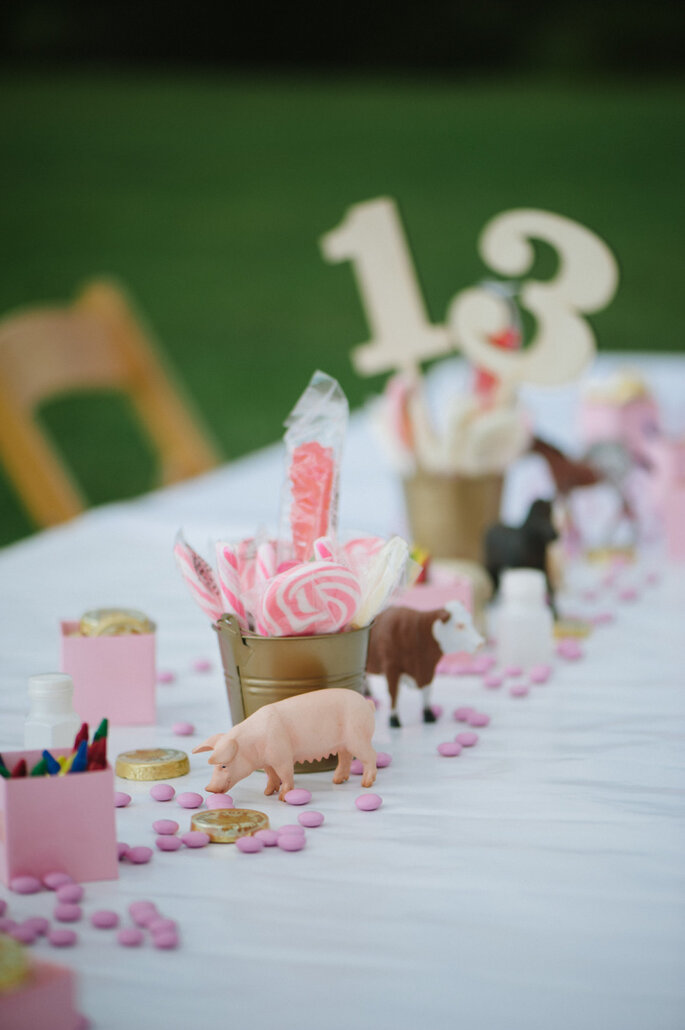 Entretener niños en tu boda - Jen Fariello