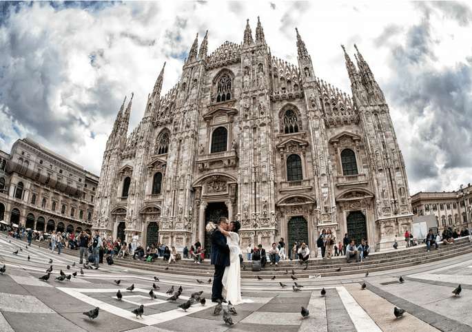 10 best places to get married in milan for Top 10 places to get married