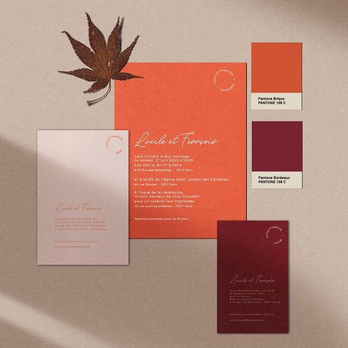 L'Art du Papier - Faire-part mariage en ligne