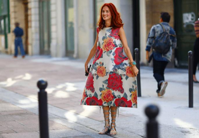 Inspiración de street style en las semanas de la moda - Foto Vogue Street Style