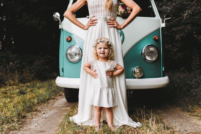 75594fdc2bada Les plus belles tenues de mariage pour enfants 2018