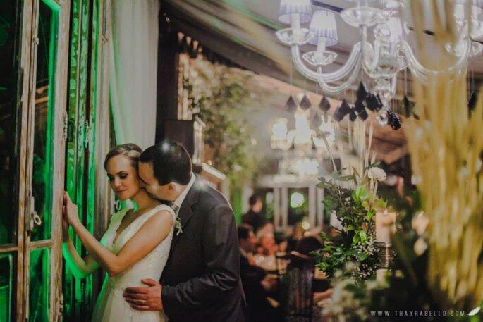 """Vintage war gestern, jetzt heiratet man im """"Geheimen Garten"""" – Foto:"""