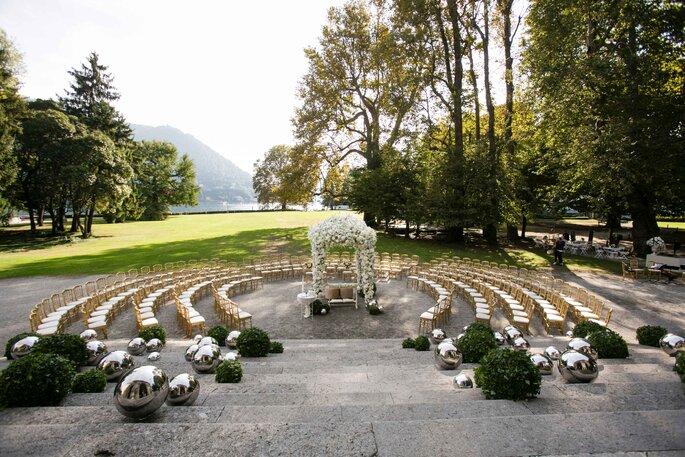 COMO IN STYLE SRL - cerimonia sposi