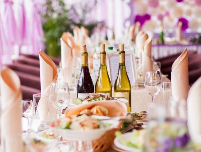 Brunch para tu boda - Foto Dmytro_akulov en Shutterstock
