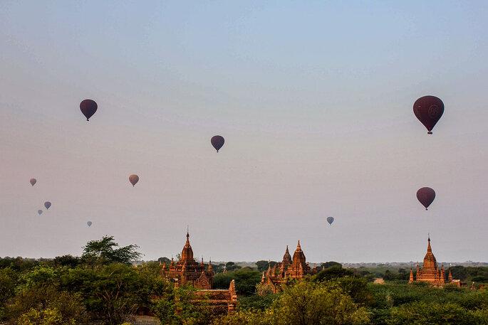 Birmânia. Créditos: Cao Costa